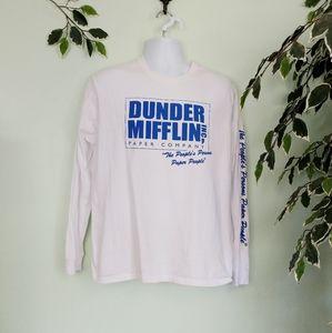 Dunder Mifflin Commercial Song Shirt